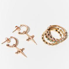 Girls Accessories, Jewelry Accessories, Statement Earrings, Stud Earrings, Luv Aj, Ss 2017, Kite, Bling Bling, Jewels