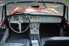 1966 Datsun Fairlady 1600 For Sale Classic Japanese Cars, Classic Cars, Datsun 1600, Datsun Roadster, Car Interior Design, Shops, British Sports Cars, Dashboards, Nissan