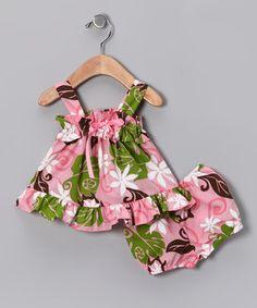Baby Dress Infant Girl Dresses Lemon Print Baby Girls Clothes Slip