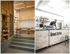 Materiales Low Cost: Paneles de contrachapado y OSB | La Bici Azul: Blog de decoración, tendencias, DIY, recetas y arte