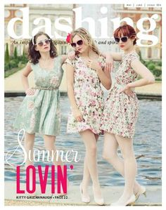 Dashing is a creative online lifestyle magazine for the stylish and spirited girl  #free #magazine #london