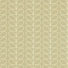 Discover the Orla Kiely Linear Stem Wallpaper - 110397 at Amara