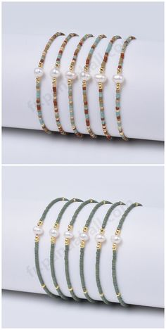 Beaded hoop earrings DIY - Pearl hoop earrings diy You are in the right place about jewelry cute Here we offer - Pearl Jewelry, Wire Jewelry, Beaded Jewelry, Jewelery, Jewelry Bracelets, Handmade Jewelry, Ankle Bracelets, Anklet Jewelry, Handmade Wire