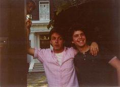 Fan meeting Paul McCartney