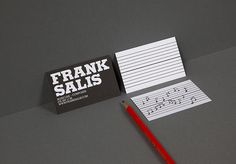 10 best musician business card designs images on pinterest musician and composer business card cool creative unique business card showcasing on coolest business card reheart Gallery