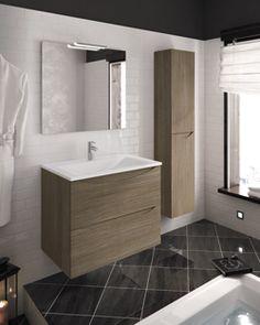 Conjunto de mueble para baño serie LOVE de Royo Group
