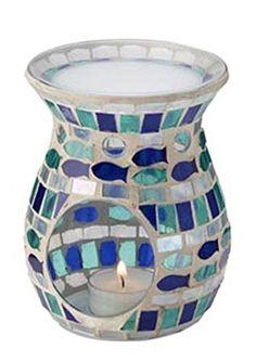 Biedermann & Sons Mosaic Tealight Oil Warmer, Fish Pattern Biedermann & Sons http://www.amazon.com/dp/B00LIW8EDO/ref=cm_sw_r_pi_dp_BCdNvb1Z8EREH