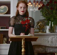 Cheryl Blossom on Riverdale 2x15
