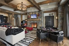 Game Room, transitional, Jerry Locati