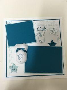 Westenholzer Kreativkeller: Baby-Layout mit passender Karte