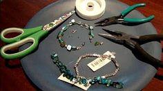 jewelry making tutorials - YouTube