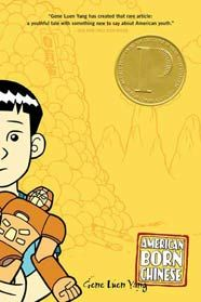 American Born Chinese by Gene Luen Yang -- angst, belonging, and the Monkey King
