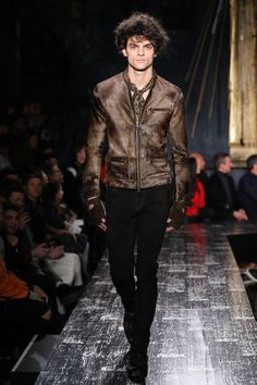 John Varvatos - Fall 2017 Menswear