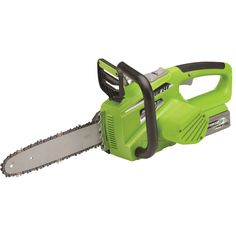 Earthwise Cordless 24V Li-Ion Chainsaw