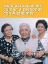Libro Guia para Quiénes cuidan Alzheimer