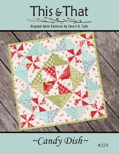 "This listing is for a digital download pattern. The finished size is 18"" X 18"". What you need~ (18) 5"" light charm squares or scraps. (12) 5"" medium charm squares or scraps. (6) 5"" dark charm squares or scraps. 1/4 yd for binding. 5/8 yd for backing. Nancy Zieman, Mini Quilt Patterns, Fall Candy, Red And White Quilts, Charm Quilt, Quilt Kits, Quilt Blocks, Pinwheel Quilt, Flower Quilts"