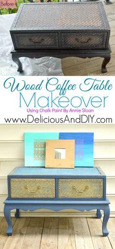 Wood Coffee Table Ma