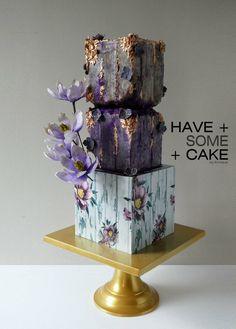 chocolate wedding cake with sunflowers Beautiful Wedding Cakes, Gorgeous Cakes, Pretty Cakes, Amazing Cakes, Unusual Wedding Cakes, Perfect Wedding, Unique Cakes, Creative Cakes, Cupcake Torte