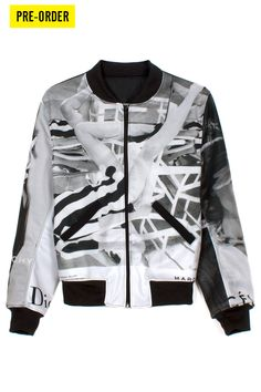 Wil Fry COLLAB JACKET 1