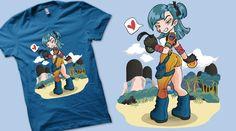 Vota, por favor!!Bulma love Dragon Ball