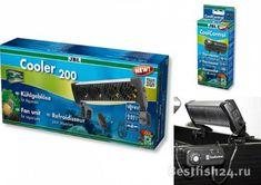 Низкая цена! Купить 1а) JBL Cooler 200, мощность:11,2 Вт, вентилятор для охлаждения воды в аквариумах 100-200л за 4500 руб.! В наличии более 280 видов аквариумных рыбок и 4000 товаров для аквариума!