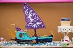 Lego Elves Decor Piece from a Girl Themed Lego Party via Kara's Party Ideas | KarasPartyIdeas.com (25)