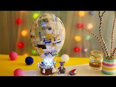 DIY Night Light For Kids - YouTube