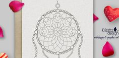 Free downloadable dreamcatcher coloring page Dream Catcher, Coloring Pages, Blog, Free, Quote Coloring Pages, Dreamcatchers, Blogging, Kids Coloring, Colouring Sheets