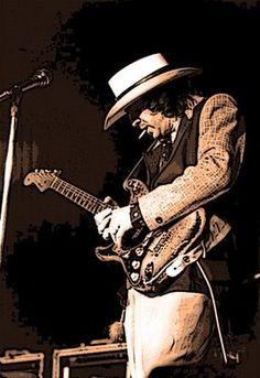 Stevie Ray Vaughan #Tribut