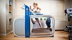 AlterG Anti-Gravity Treadmill for Physical Therapy and Athletic