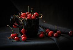 ягоды,черешня,