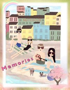 Hübsches Notizbuch von Nelly Castro