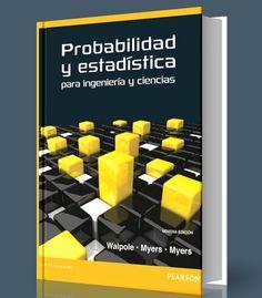 Probabilidad y estadística - Walpole - Myers - #PDF - #Ebook   http://librosayuda.info/2017/02/01/probabilidad-y-estadistica-walpole-myers-pdf-ebook/