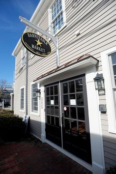 Barnstable Market - spent several days in here picking up those wonderful sandwiches from the deli.  Yummmm!