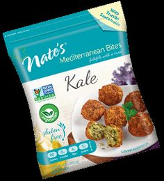PRODUCT REVIEW: NATE'S MEDITERRANEAN BITES – KALE