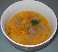 Frikadelu zupa - latvijska supa sa mesnim okruglicama