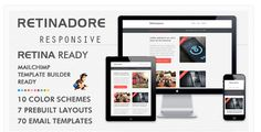 15 Responsive Email Newsletter Templates