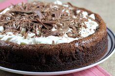 Missipi Mud Cake - Pie