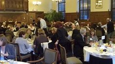 Great turnout for Harnessing the Boomers.  — at The Albany Club.    http://workplaceinstitute.org