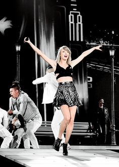 Taylor Swift , 1989 World Tour at Tokyo Dome on May 5, 2015 in Tokyo, Japan.