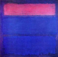 Blue - Rothko