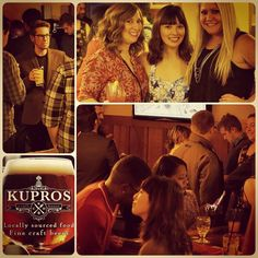 The launch party is in full swing!  Come on over (to @kuprossacto) #stupidinstagram #Sacramento #theheist #escapesacramento