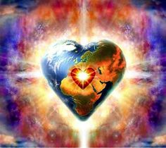 Meditation Themes for a Whole Year & Week # 1: Co-creating a New Earth in Service to the Light