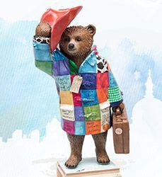 Paddington Trail Bears - Celebrity Designers & More - visitlondon.com