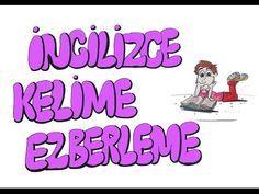 Dünyanın En Hızlı İngilizce Gramer Öğrenme Metodu! : Uzman Hafıza İngilizce Kelime Ezberleme #5 - YouTube
