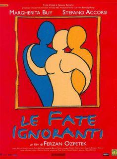 "Le fate ignoranti - 2001 Italian drama film directed by Turkish-Italian film director Ferzan Özpetek. (Released on DVD in the US as ""His Secret Life"") Streaming Movies, Hd Movies, Film Movie, Movies To Watch, Movies Online, Hd Streaming, Movies 2019, Action Movies, Love Film"