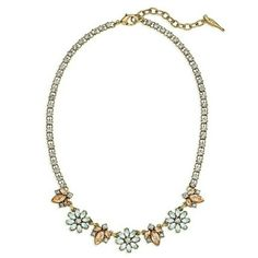 Today's Featured Product Look Bella Fiore Collar Necklace  $58  Shop: https://www.chloeandisabel.com/boutique/thecelticpearl/products/N394/bella-fiore-collar-necklace     #MothersDay #gifts #jewelry #necklace #fashion #accessories #style #shopping #boutique #chloeandisabel #thecelticpearl #trendy #shop #buy