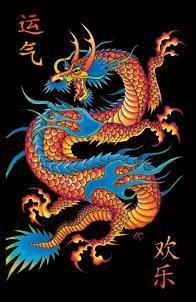 Asian Dragon Black Light Poster 23 x 35 - Asian Dragon Black Light Poster, 23 inches x 35 inches, standard sized. Printed in the USA with hig - Bedroom Wall Collage, Photo Wall Collage, Wall Art, Room Posters, Poster Wall, Poster Prints, Poster Poster, Pop Art Posters, Graphic Design Posters
