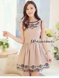 Tea Time Dress #asianicandy #elegance #dress