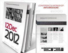 Conference Workshop Brochure
